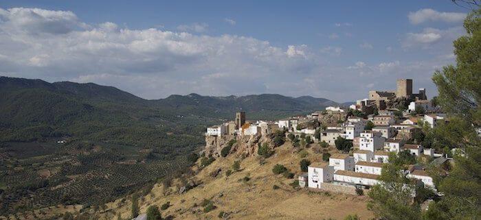 Hornos de Segura en la Sierra de Jaén