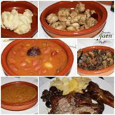 Gastronomía Sierra de Jaen