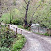 Puente de carretera Rural