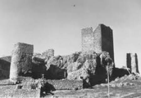 Antiguo Castillo de Hornos de Segura