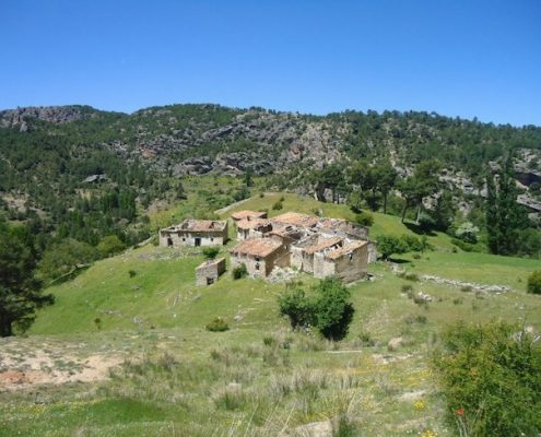 Pueblos y aldeas cerca de Hornos de Segura